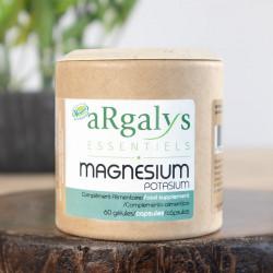 magnésium potassium Argalys