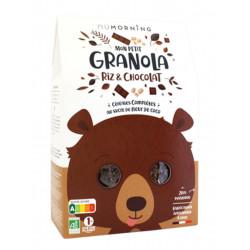 mon petit granola riz & chocolat nüMorning