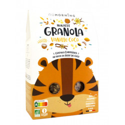 mon petit granola vanille coco NuMorning