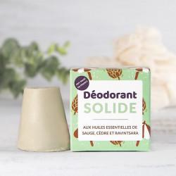 lamazuna déodorant solide boisé