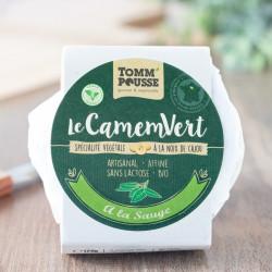 Tomm Pousse camemVert sauge