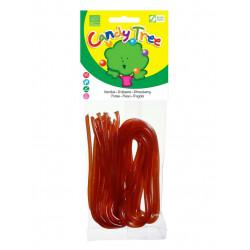 bonbons fils rouges à la fraise Candy Tree