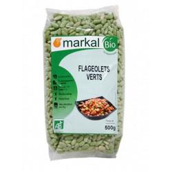 flageolets verts bio Markal