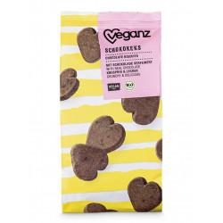 biscuits coeurs au chocolat Veganz