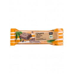 barre de céréales chanvre chocolat Veganz