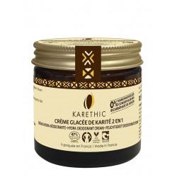 crème glacée hydra déodorante pamplemousse Karethic