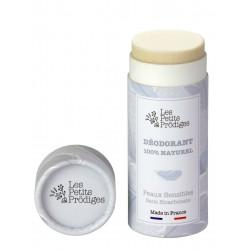 déodorant tube sans parfum Les Petits Prodiges