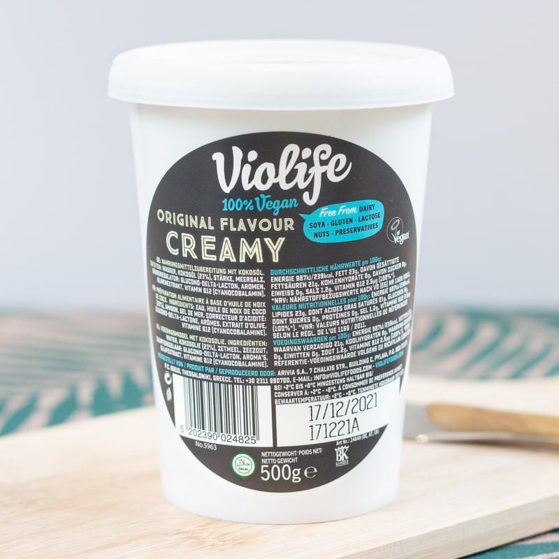creamy original 500g Violife
