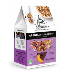 Les Fruits Détendus granola figue abricot
