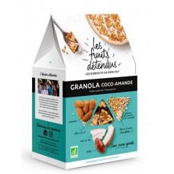 Les Fruits Détendus granola coco amande