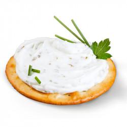 creamy Violife ail et fines herbes