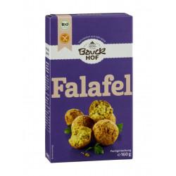 Bauckhof falafels préparation en poudre