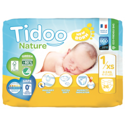 Couches Tidoo T1/XS