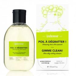shampoing poil à dégratter Indemne