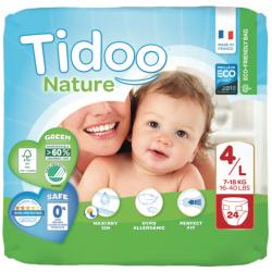 Couches Tidoo - T4/L (7-18kg) - x24