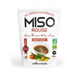 Aromandise miso rouge bio