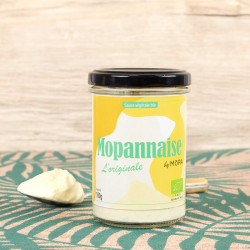 mopannaise bio originale mopa