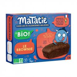 brownie Matatie tout choco