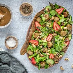 saucisses Wheaty vege thuringeoises