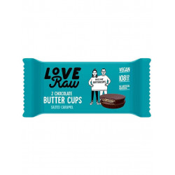 Loveraw butter cups salted caramel