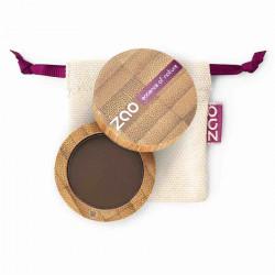 Zao Make Up - Fard à Paupières mate brun fonce 203