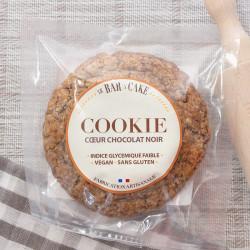 cookie vegan chocolat noir Le Bar à Cake