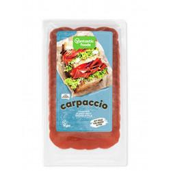 carpaccio vantastic foods bacon style