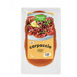 carpaccio vantastic foods jambon style