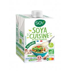 soya cuisine allégée Soy