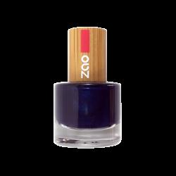 ZAO MAKE UP  - Vernis à ongles bleu nuit - 8ml