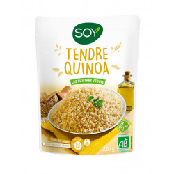 tendre quinoa Soy