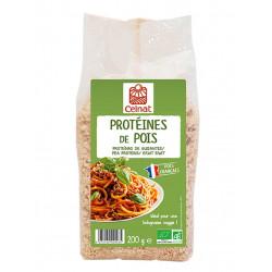 protéine de pois bio Celnat