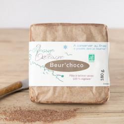 beur choco Vegane de Bretagne