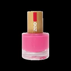 ZAO MAKE UP - Vernis à ongles rose fushia - 8ml