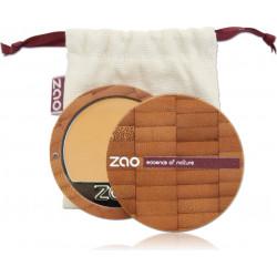 Fond de Teint Bio Compact tres clair ocre - Zao Makeup