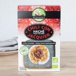 chili con jacquier Ecoidées tex mex