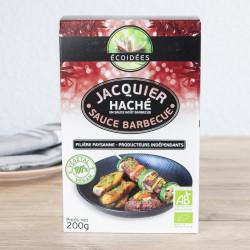 jacquier haché sauce barbecue Ecoidées
