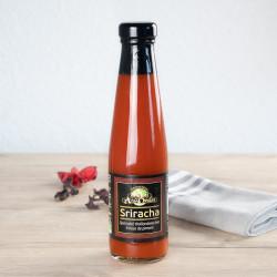 sauce sriracha bio Ecoidées
