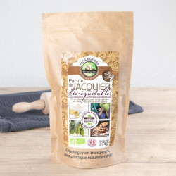 farine de jacquier bio Ecoidées
