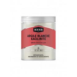 Waam argile blanche kaolin