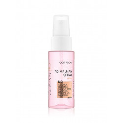 Spray Prime and Fix Catrice Clean ID