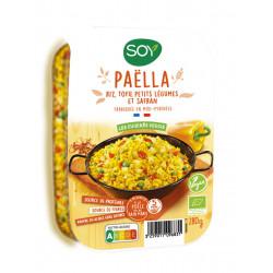 Paella Veggie Soy
