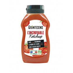 l incroyable ketchup Quintesens