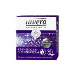 Lavera re energizing sleeping cream