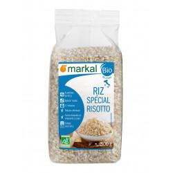 Riz pour risotto bio Markal