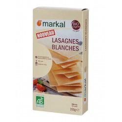 lasagnes blanches bio Markal