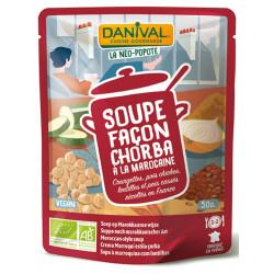 chorba soupe marocaine danival