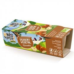 Dessert Noisette Bio Sans Gluten - Danival - 2x110g