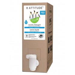 recharge lessive liquide fleurs des champs Attitude