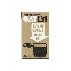 Oatly avoine cuisine bio